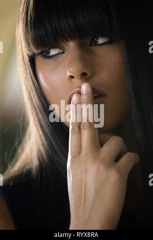 ALICIA KEYS, SMOKIN' ACES, 2006 - Stock Photo