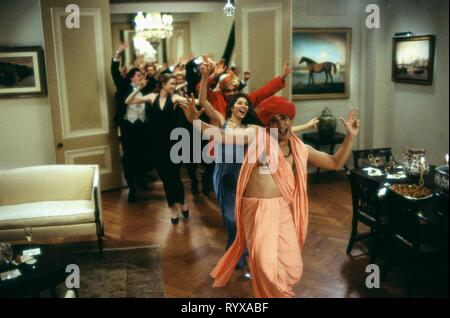 MARISA TOMEI, JIMI MISTRY, THE GURU, 2002 - Stock Photo