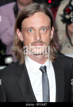 Sep 02, 2014 - London, England, UK - GQ Men of the Year Awards 2014, Royal Opera House, Covent Garden Photo Shows: Mackenzie Crook - Stock Photo
