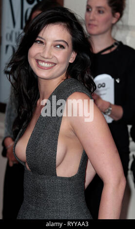 Sep 02, 2014 - London, England, UK - GQ Men of the Year Awards 2014, Royal Opera House, Covent Garden Photo Shows: Daisy Lowe - Stock Photo