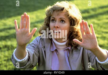 CATHERINE HICKS, STAR TREK IV: THE VOYAGE HOME, 1986 - Stock Photo
