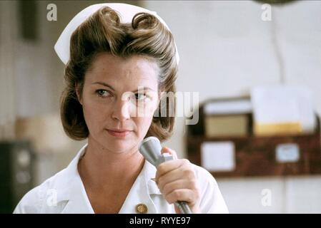 LOUISE FLETCHER, ONE FLEW OVER THE CUCKOO'S NEST, 1975 - Stock Photo