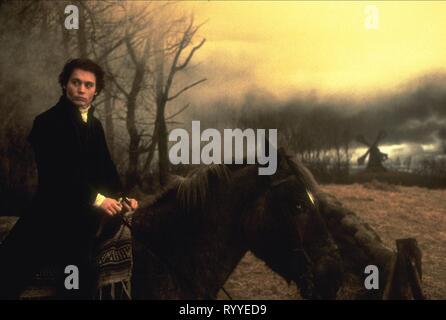 JOHNNY DEPP, SLEEPY HOLLOW, 1999 - Stock Photo