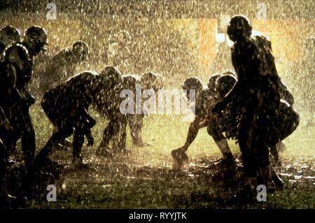 AMERICAN FOOTBALL SCENE, ANY GIVEN SUNDAY, 1999 - Stock Photo
