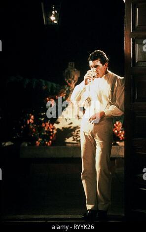 ANTONIO BANDERAS, ORIGINAL SIN, 2001 - Stock Photo