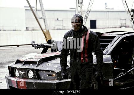 JASON STATHAM, DEATH RACE, 2008 - Stock Photo