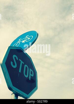 street sign - Stock Photo
