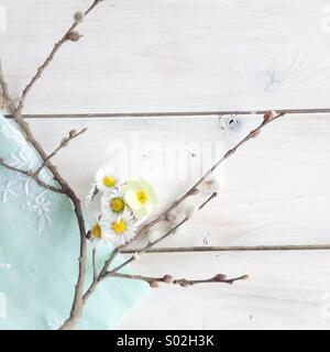 Spring vignette - Stock Photo
