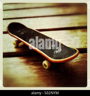 Skateboard - Stock Photo