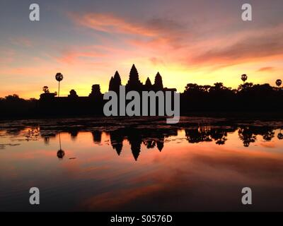 Sunrise Angkor Wat, Cambodia