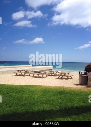 Beautiful Summer Day in Laguna Beach, California - Stock Photo