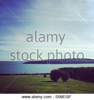 Courtmacsherry Bay West Cork Ireland - Stock Photo