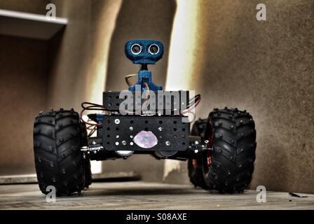 Mobile Robotics - Stock Photo