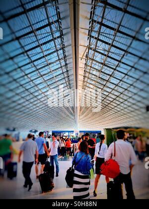 The f gates at charles de gaulle airport in paris roissy france stock photo royalty free image - Bureau de change charles de gaulle ...