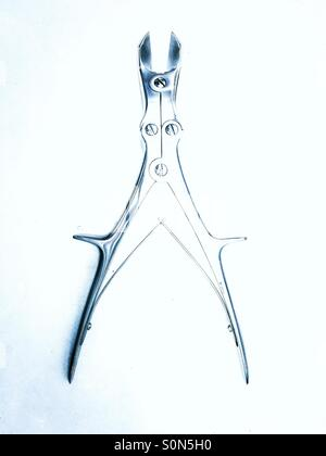 Surgical cutters - Stock Photo