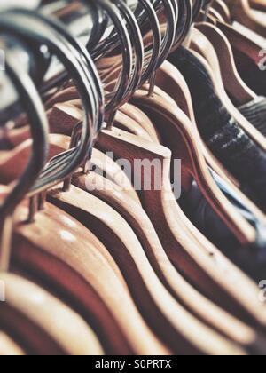 Hangers - Stock Photo