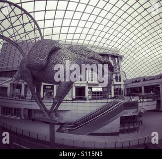 Trinity Shopping centre in Leeds, West Yorkshire, England. - Stock Photo