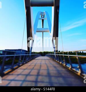 Infinity Bridge in Stockton-On-Tees