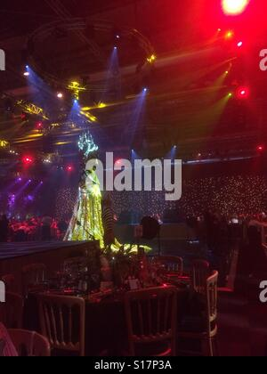 Large event evening - Stock Photo