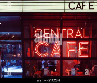 Picturehouse Central Cafe - Stock Photo