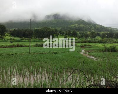 Igatpuri moods - Stock Photo