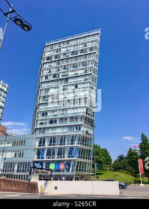 Liverpool apartments - Stock Photo