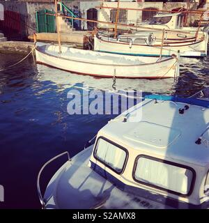 Porto Colom, Mallorca - Stock Photo