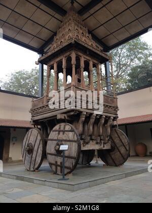 Puri Rath Yatra Replica - Stock Photo