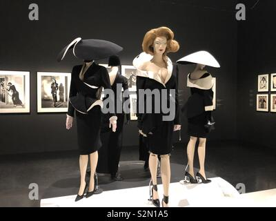 Fashion gallery - Stock Photo