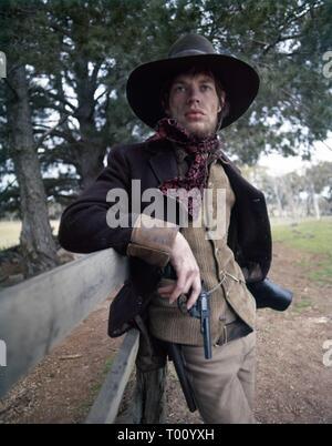 MICK JAGGER NED KELLY 1970 19th Century Australian Outlaw director Tony Richardson Woodfall Film Productions / United Artists - Stock Photo