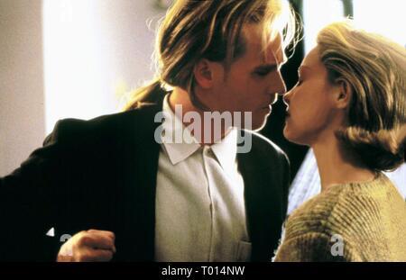 VAL KILMER, ASHLEY JUDD, HEAT, 1995 - Stock Photo