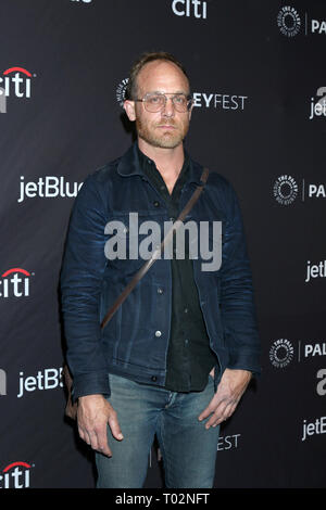 Los Angeles, CA, USA. 16th Mar, 2019. LOS ANGELES - MAR 16: Ethan Embry at the PaleyFest - ''Grace and Frankie'' Event at the Dolby Theater on March 16, 2019 in Los Angeles, CA Credit: Kay Blake/ZUMA Wire/Alamy Live News - Stock Photo