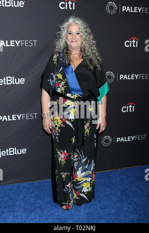 Los Angeles, CA, USA. 16th Mar, 2019. LOS ANGELES - MAR 16: Marta Kauffman at the PaleyFest - ''Grace and Frankie'' Event at the Dolby Theater on March 16, 2019 in Los Angeles, CA Credit: Kay Blake/ZUMA Wire/Alamy Live News - Stock Photo