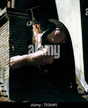 JASON FLEMYNG, THE LEAGUE OF EXTRAORDINARY GENTLEMEN, 2003 - Stock Photo