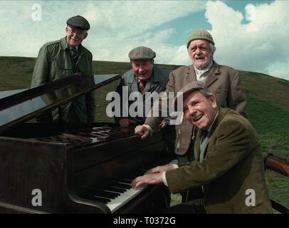 LAST OF THE SUMMER WINE, BRIAN WILDE, PETER SALLIS , BILL OWEN NORMAN WISDOM, 1996 - Stock Photo