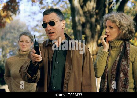 TERI POLO, ROBERT DE NIRO, BLYTHE DANNER, MEET THE PARENTS, 2000 - Stock Photo