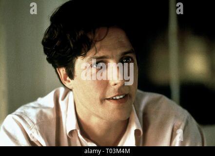 HUGH GRANT, NOTTING HILL, 1999 - Stock Photo