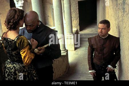 IRENE JACOB, LAURENCE FISHBURNE, KENNETH BRANAGH, OTHELLO, 1995 - Stock Photo