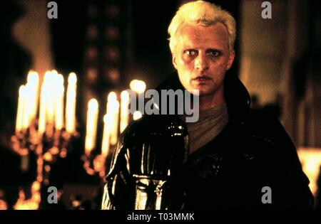 RUTGER HAUER, BLADE RUNNER, 1982 - Stock Photo
