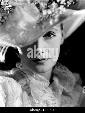 GRETA GARBO, ANNA KARENINA, 1935 - Stock Photo