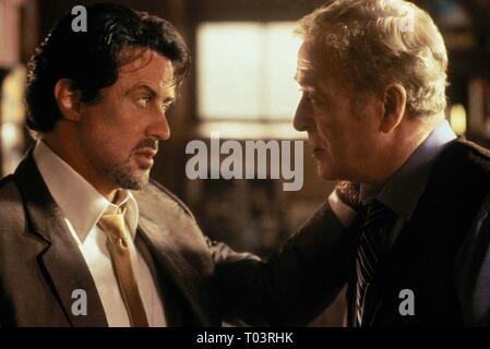 SYLVESTER STALLONE, MICHAEL CAINE, GET CARTER, 2000 - Stock Photo