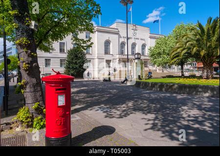 Hackney Town Hall Hackney London.