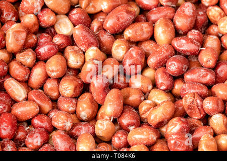 Close up shot of a group of Jujube Fruits - Stock Photo