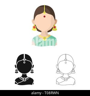 Vector illustration of imitator and resident logo. Collection of imitator and culture stock symbol for web. - Stock Photo