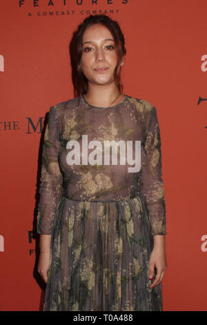 Gideon Adlon  03/12/2019 The Special Screening of 'The Mustang' held at The ArcLight Hollywood in Los Angeles, CA   Photo: Cronos/Hollywood News - Stock Photo
