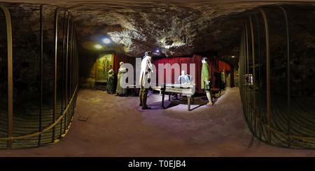Budapest - Labirintus - Budai Vár - Labyrinth - Buda Castle - Stock Photo