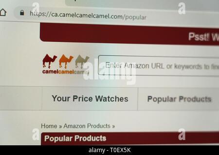 website that tracks amazon prices