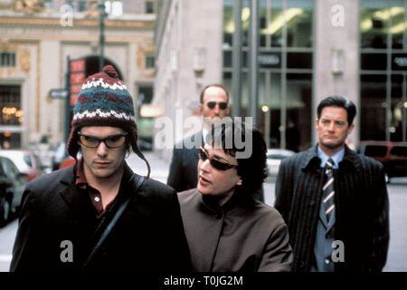 ETHAN HAWKE, DIANE VENORA, KYLE MACLACHLAN, HAMLET, 2000 - Stock Photo