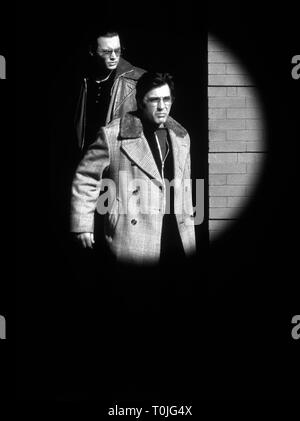 JOHNNY DEPP, AL PACINO, DONNIE BRASCO, 1997 - Stock Photo