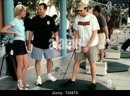 CAMERON DIAZ, BOBBY FARRELLY, PETER FARRELLY, THERE'S SOMETHING ABOUT MARY, 1998 - Stock Photo